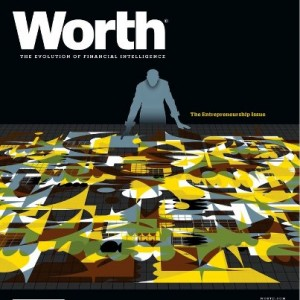 Crowdfunding - Worth Magazine Cover - EquityNet