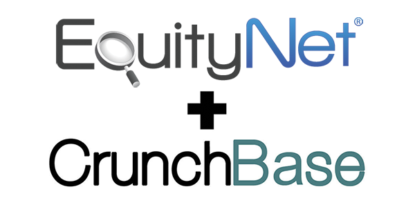 EquityNet and Crunchbase