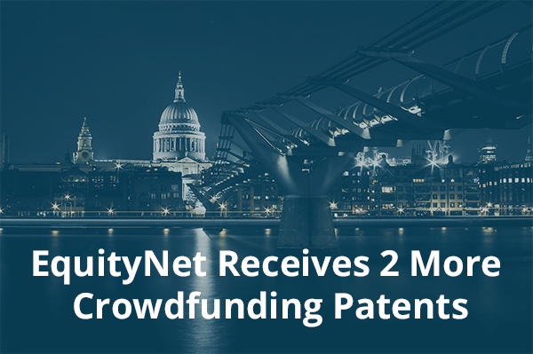 EquityNet Patents