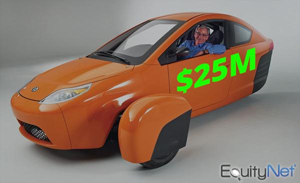 Elio motors hits 25 million crowdfunding goal for General motors shreveport jobs