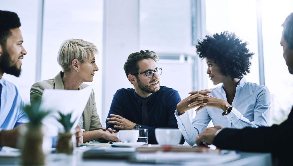 investors discuss business valuation multiples
