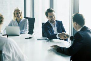 Blank Check Company Meeting