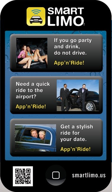 NYC Limo App - Book a Ride in a Few Taps