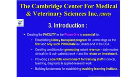 The Cambridge Center For Medical & Veterinary Sciences Inc Image 5