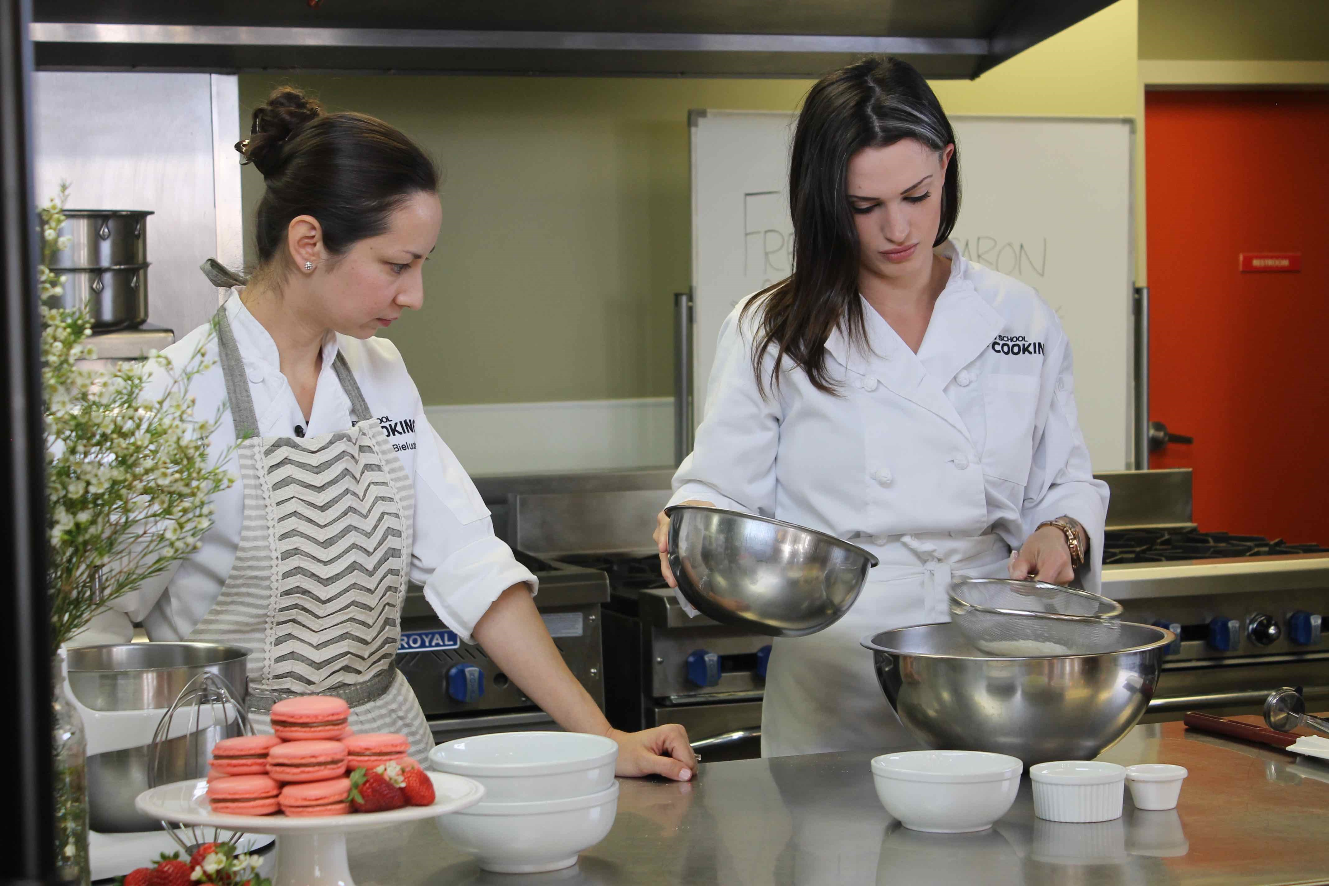 Advise culinary courses in Moscow