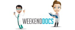 WEEKEND DOCS Logo