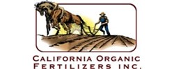 California Organic Fertilizers, Inc. Logo