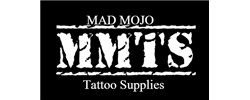 Mad Mojo Tattoo Supplies Logo