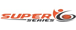 The Super 6 Series Logo