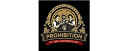 Prohibition At The Rathskeller-Logo