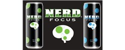 NERD Beverage Corporation Logo