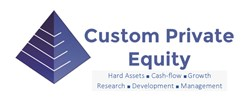 Custom Private Equity - Oil & Gas - Real Estate-Logo