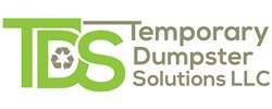 Temporary Dumpster Solutions LLC Logo