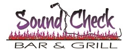 Sound Check Bar & Grill Logo