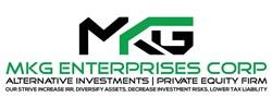 MKG Money Service Business Logo