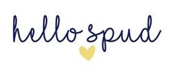 Hello Spud Logo