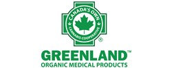 GREENLAND Organic Medical Products Inc.-Logo