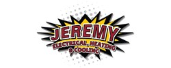 Jeremy Electrical, Heating & Cooling Logo