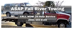 ASAP Towing Service of Fall River Logo