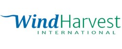 Wind Harvest International Logo