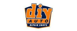 DIY Auto Repair Shop Logo