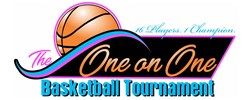 Logo for The One-on-One Basketball Tournament