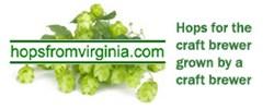 HopsFromVirginia.com Logo