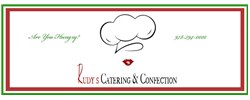 Rudy's Catering Company Logo