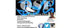 Queen Sting Films Logo