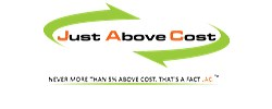 Just Above Cost Logo