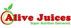 Alive Juices Logo