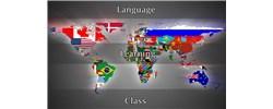 Language Learning Class Logo