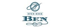 Open Book Ben Logo