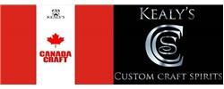 Kealy's Custom Craft & Kealy's Canada Craft Logo