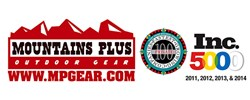 Mountains Plus Outdoor Gear Logo