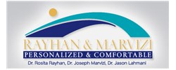 Rayhan & Marvizi Dental Logo