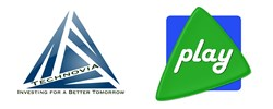 Technovia Inc. Logo