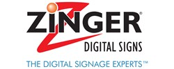 Zinger Digital Signs Logo