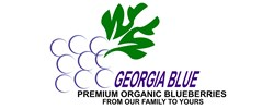 Georgia Blue  Logo