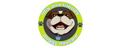 Otis & Friends Doggy Day Care and Hotel Logo