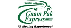 Guam Pak Express, Inc. Logo