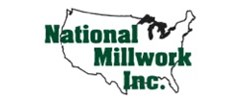 National Millwork Inc. Logo
