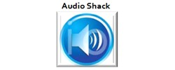 Audio Shack Logo
