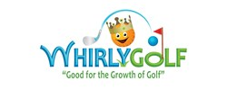 Whirly Golf Logo