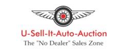 U Sell It Auto Auction LLC Logo
