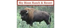 Sky Bison Ranch & Resort Logo