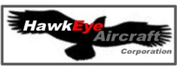 HawkEye Aircraft Corporation Logo