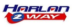 Harlan 2 Way INC. Logo