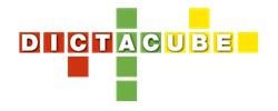 Dictacube, Inc. Logo